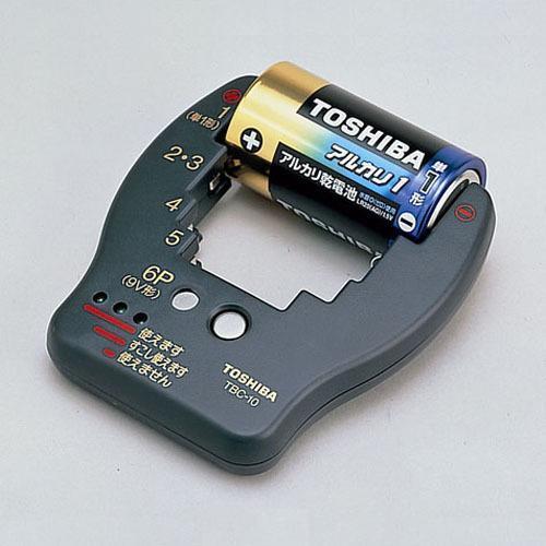 NaRiKa(나리카) 배터리체커 TBC-10(K) A05-7276